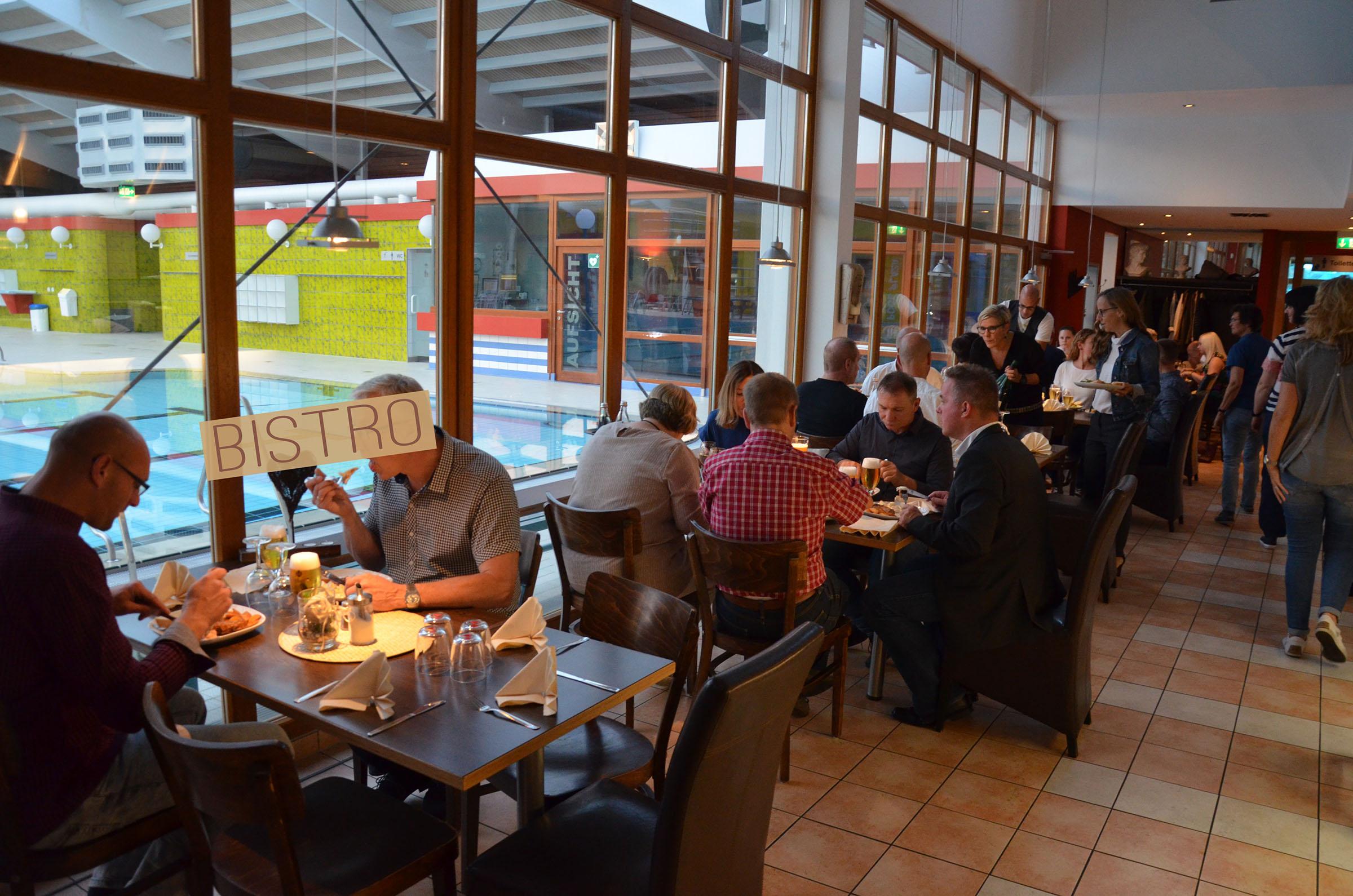 Aquarena Cafe Bistro Restaurant Bar In Bramsche